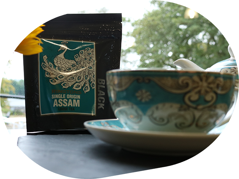 ASSAM TEA - LOW ANGLE
